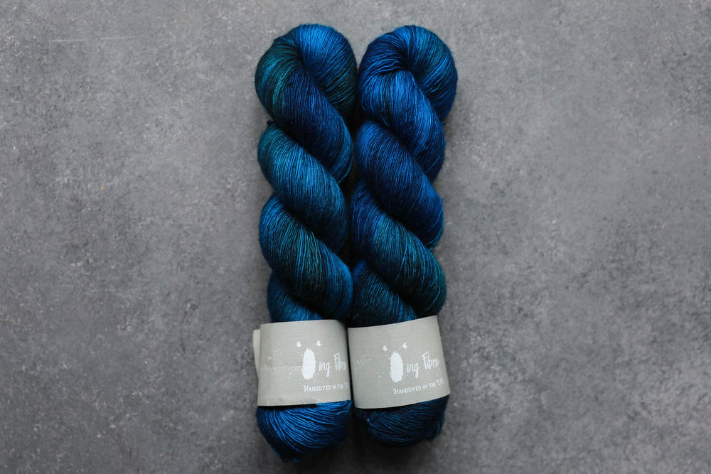 Qing Fibre Yak Single - Deep Sea