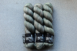 Qing Fibre Yak Single - Rosemary