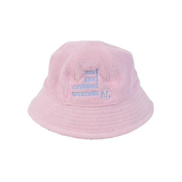 And God Created Women Bucket Hat