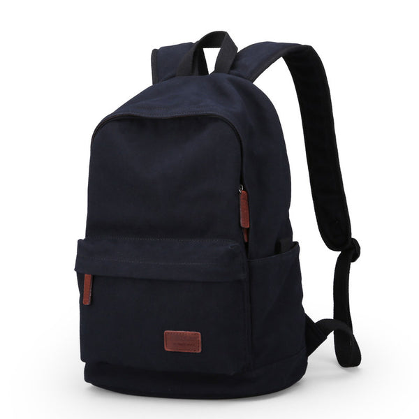 Student Backpack  Vintage Mochila Casual