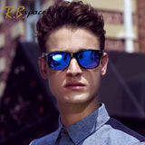 Unisex fashion vintage Polarized sunglasses Classic Brand
