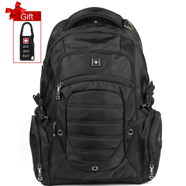 Swisswin high quality backpack  15.6 inch