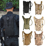 Outdoor  Waterproof Backpack Military Style Men 2.5/3L