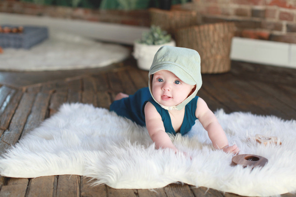 Baby Hats - Should Your Newborn Wear One? | LittleSunHat
