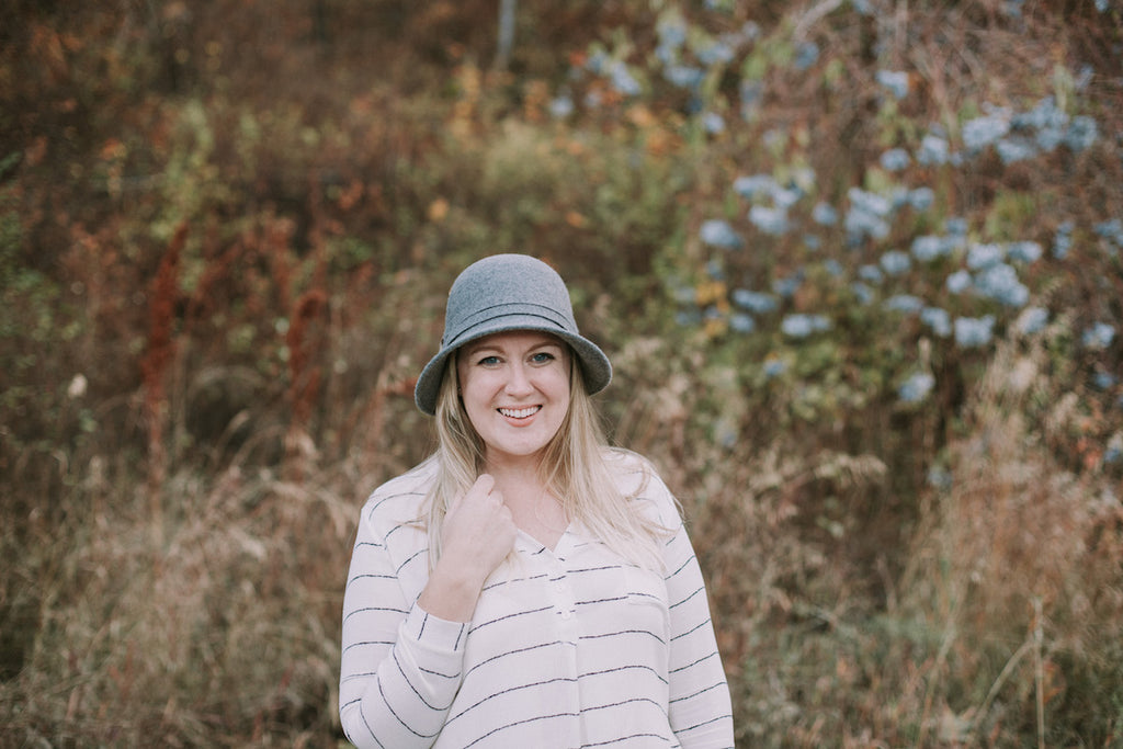 Kara Meloy Little Sun Hat Founder
