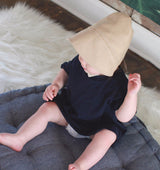 Hazelnut Brown Sun Bonnet