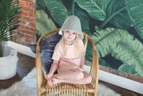 Sea Mist Green Sun Bonnet