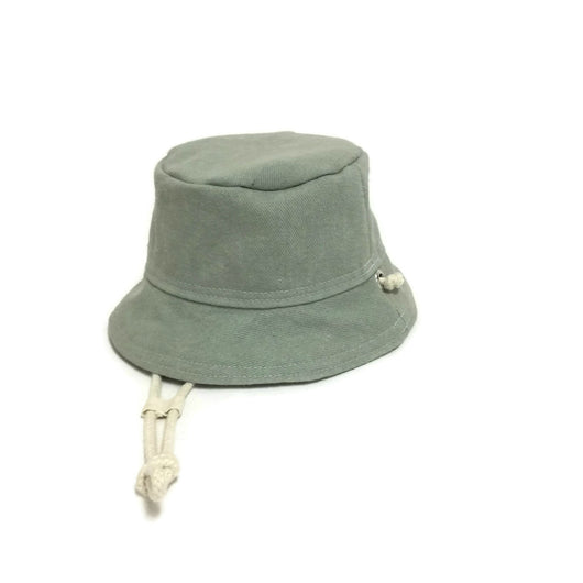 Sea Mist Green Bucket Hat