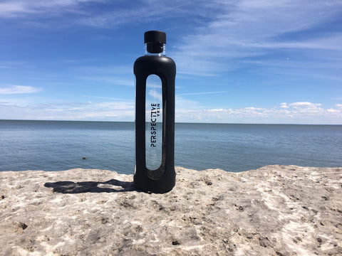 Perspective VRSN Glass Bottle