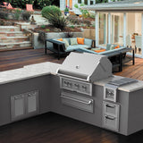 Tequesta Outdoor Grill (Fischman Outdoor Kitchens)
