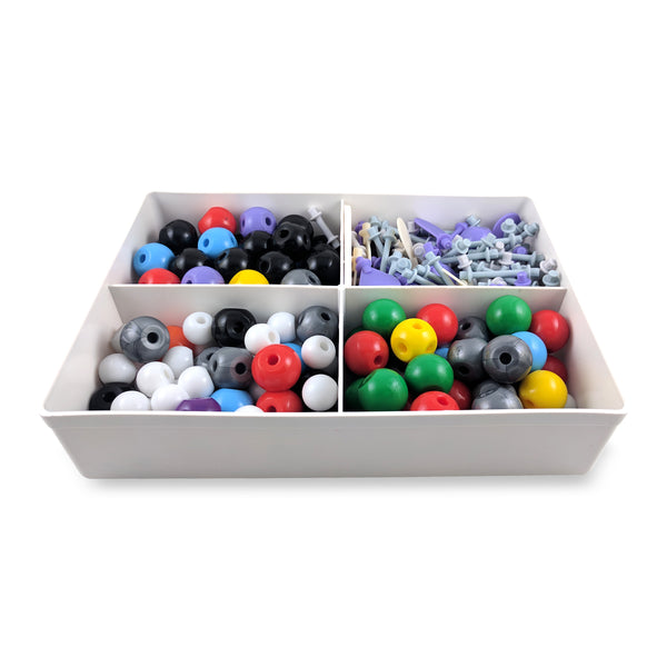 MM-007 Organic and Inorganic Chemistry Molecular Model Student Set -281 Pieces