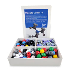 MM-007 Organic and Inorganic Chemistry Molecular Model Student Set -281 Pieces)