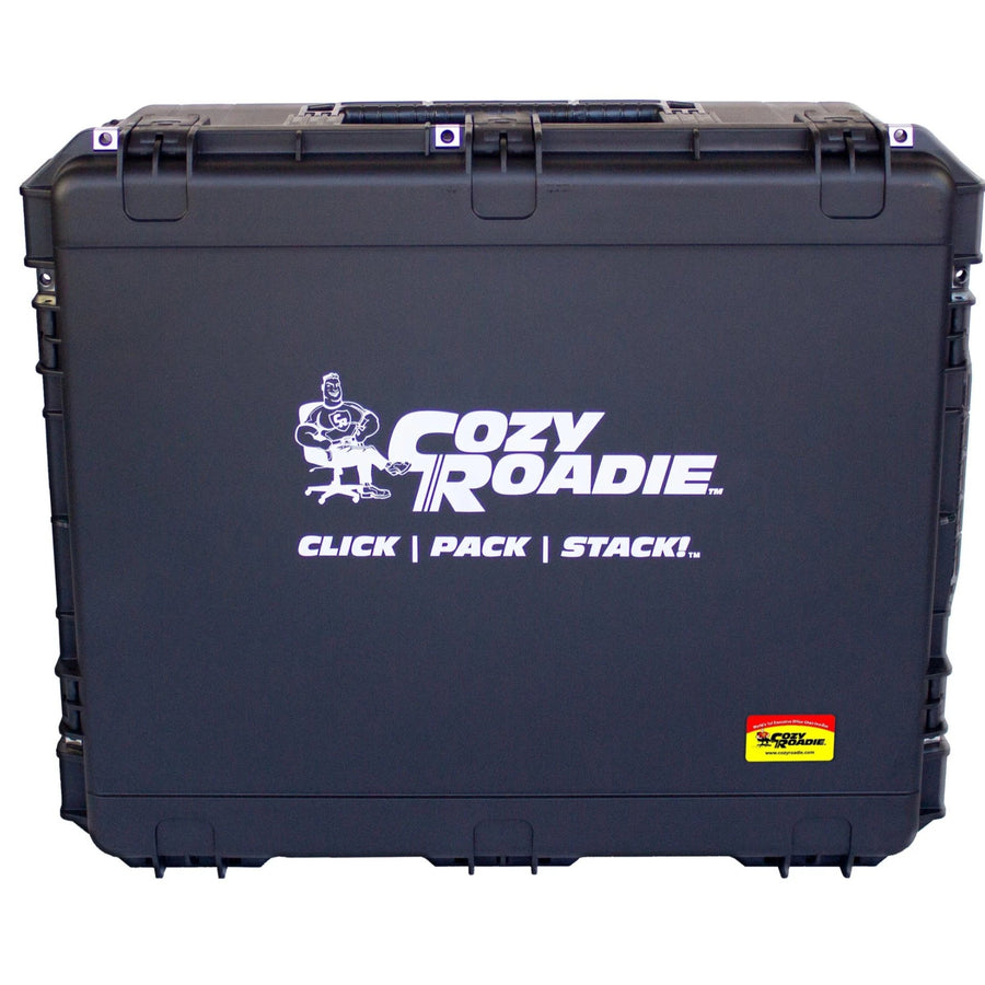 Cozy Roadie - Fully Portable Crew Chair lifetime warrantied travel case!