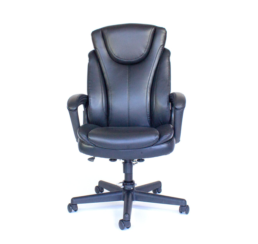 Cozy Roadie - Foldable Executive Office Chair, Portable Crew Chair - front view