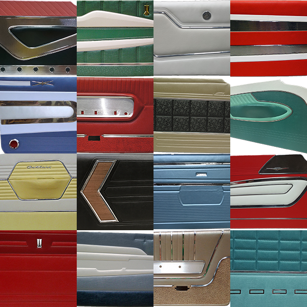 SMS Auto Fabrics - The Largest Selection of Classic Auto