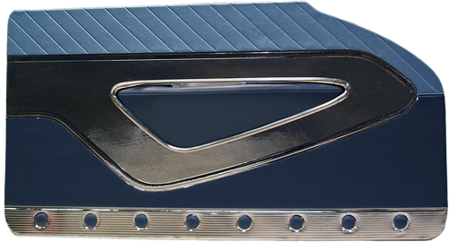 1959 Ford Galaxie Skyliner Trim 30 Door Panels