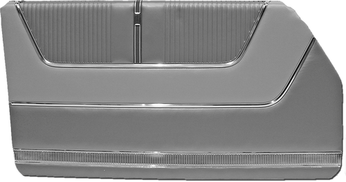 1964 Ford Galaxie 500 Convertible Door Panels