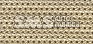 1966 Cadillac Sedan de Ville Light Gold Perforated Leather