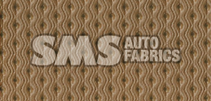 1965 Cadillac Fleetwood Eldorado Tan Perforated Leather