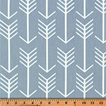 Drapery Panel Border - Arrow Fabric