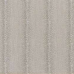 Drapery Panel Border - Antelope Fabric