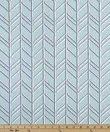 Drapery Panel Border - Bogatell Fabric