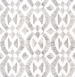 Drapery Panel Border - Bruno Fabric