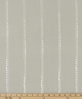 Drapery Panel Border - Carlo Fabric