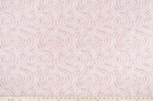 Drapery Panel Border - Denver Fabric