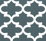 Drapery Panel Border - Fynn Fabric