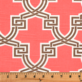 Drapery Panel Border - Hiro Fabric