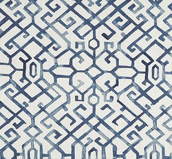 Drapery Panel Border - Jing Fabric