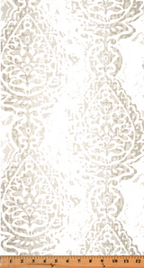 Drapery Panel Border - Manchester Fabric