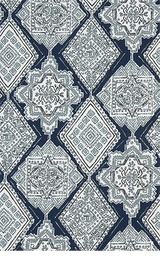 Drapery Panel Border - Milan Fabric