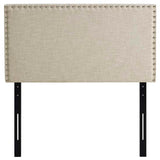 Square Nailhead Headboard