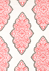 Drapery Panel Border - Monroe Fabric