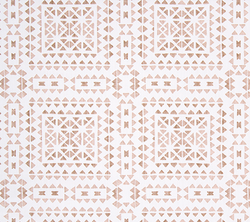 Drapery Panel Border - Santiago Fabric