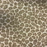 Drapery Panel Border - Spots Fabric