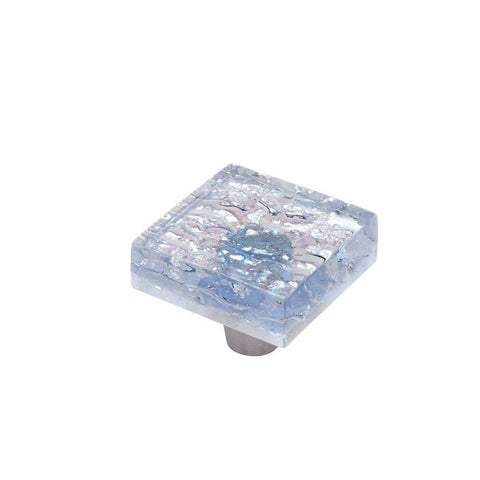 Pearl Diamond Square Knob