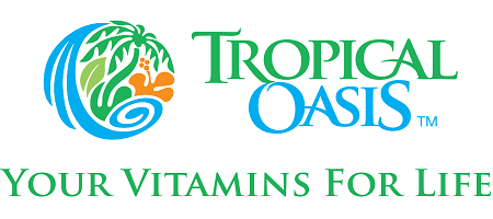 Tropical Oasis Liquid Vitamins & Minerals