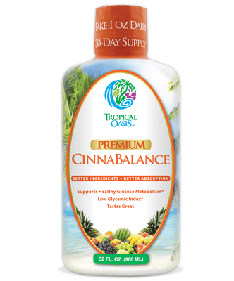 Cinnabalance – Liquid Cinnamon Supplement -32oz