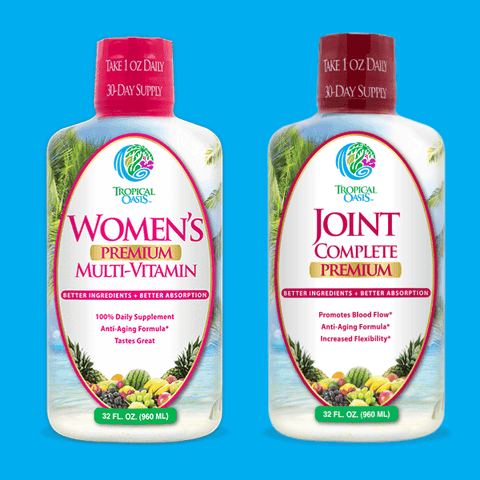 Women's & Joint Bundle