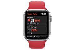 Apple Watch Health App