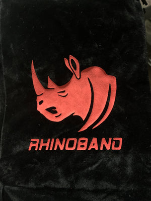 Rhino Band Gift Bag