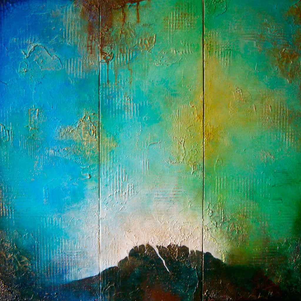 Elijah's Mountain - Alexandra Hunter Art