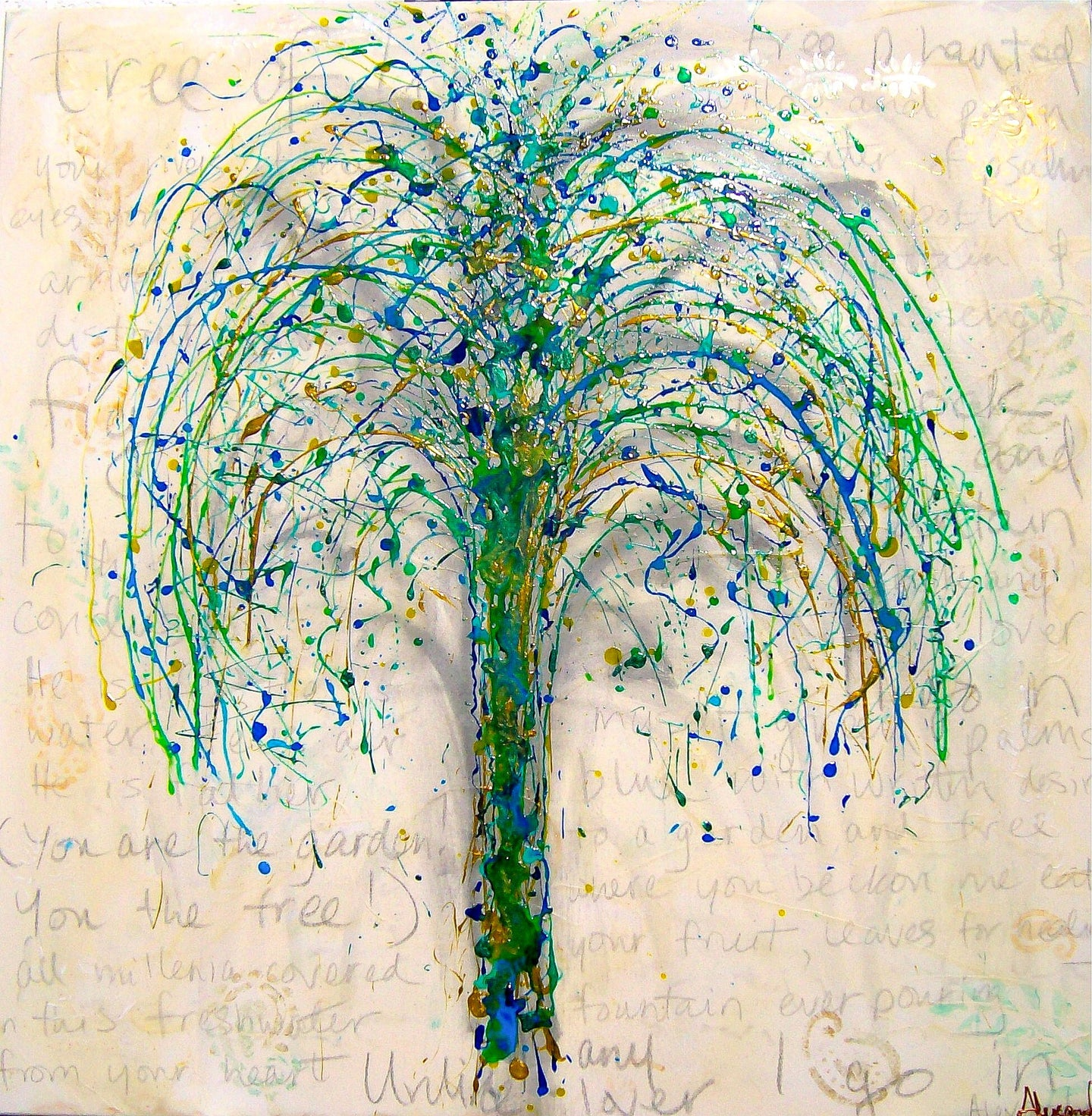 Tree of Life - Alexandra Hunter Art