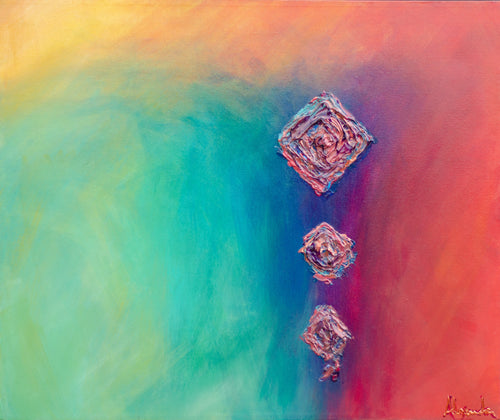 Jewels by Fire - Alexandra Hunter Art