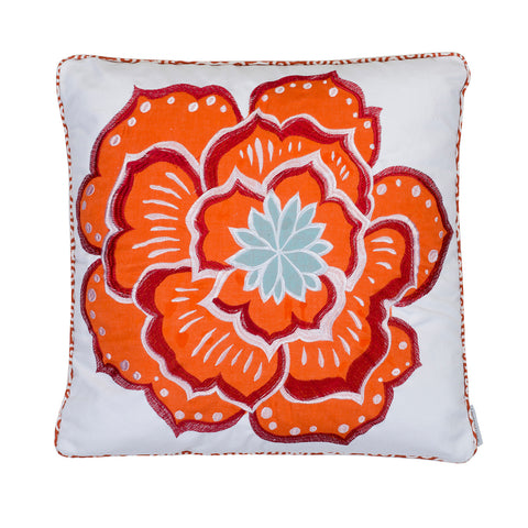 Abigail Flower Pillow