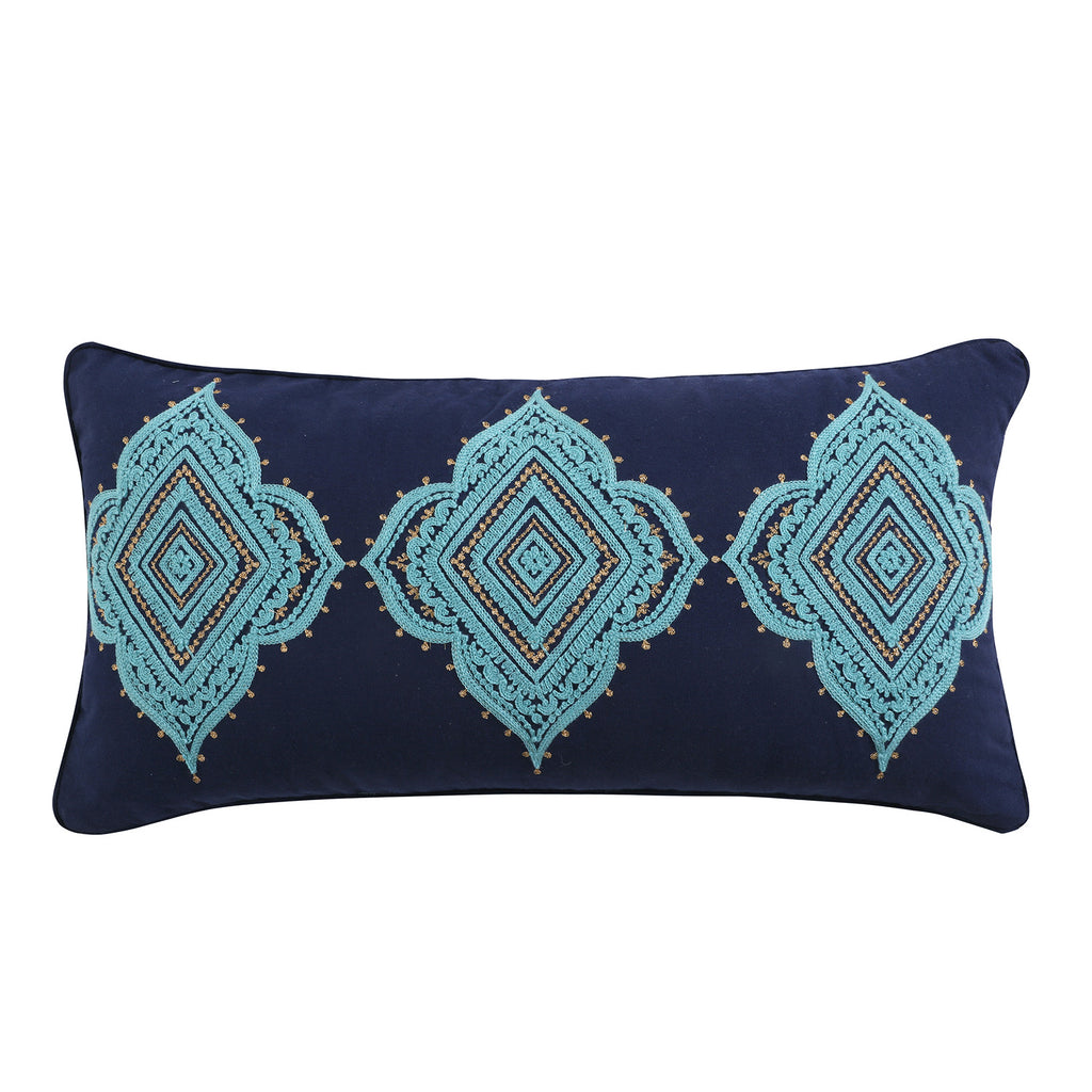 Amelie Tri Medallion Pillow