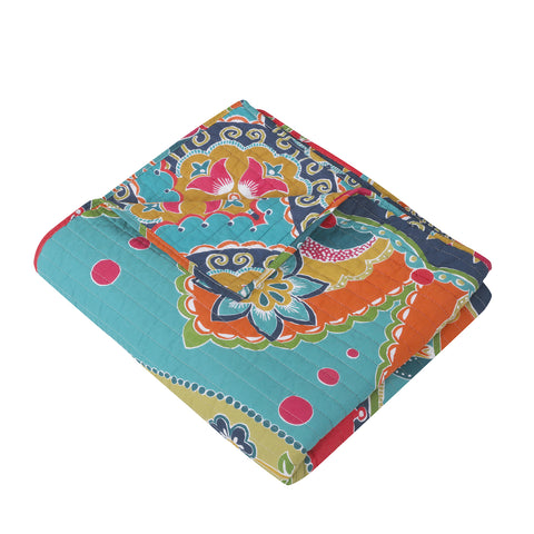 Amelie Quilted Throw